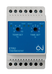 ETR2 termoregulators