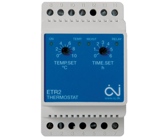 ETR-2 termoregulators